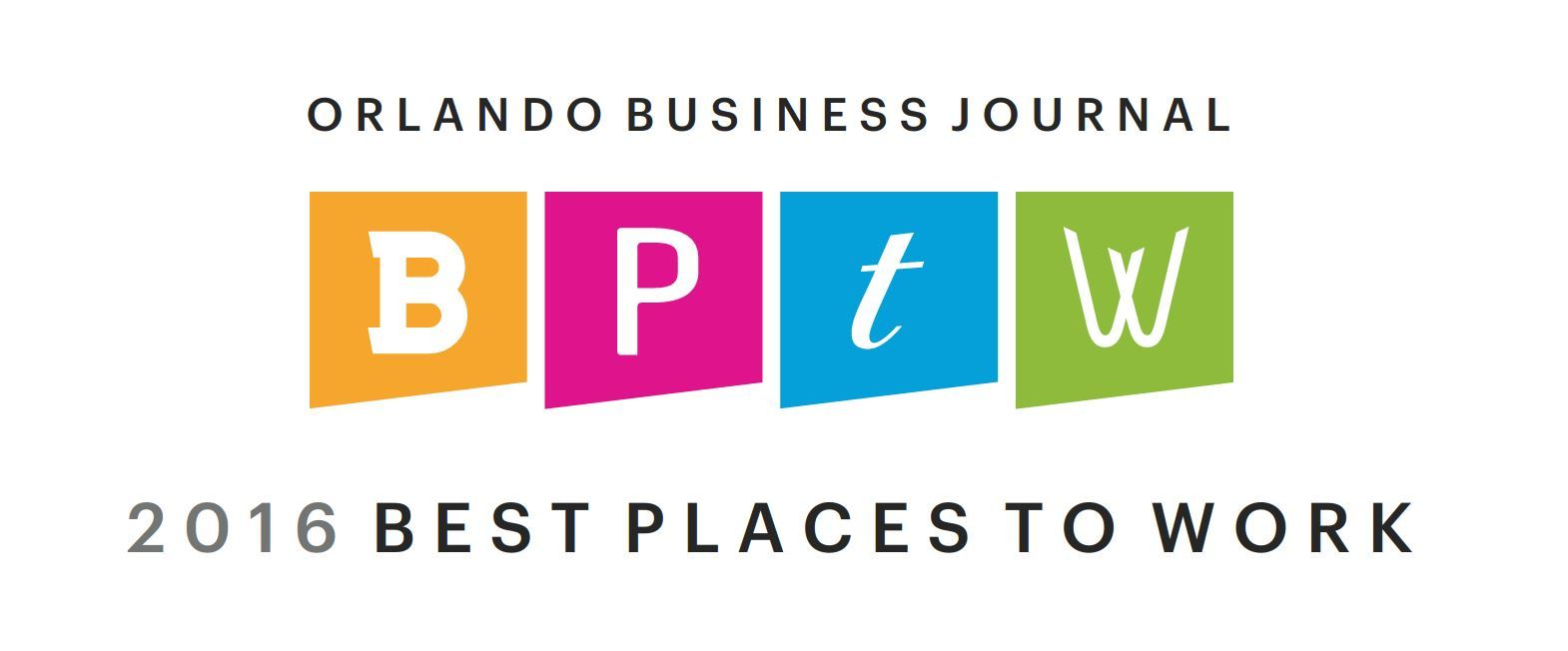 Orlando Business Journal Best Place to Work